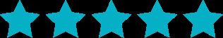 Blue 5 star
