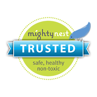 MightyNest Approved - Safe, Healthy, Non-toxic